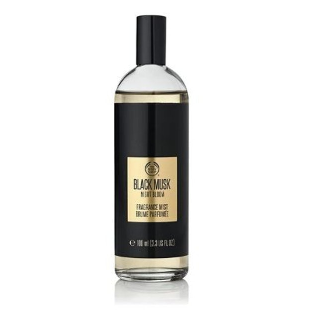 The Body Shop Black Musk Night Bloom Fragrance Mist 1