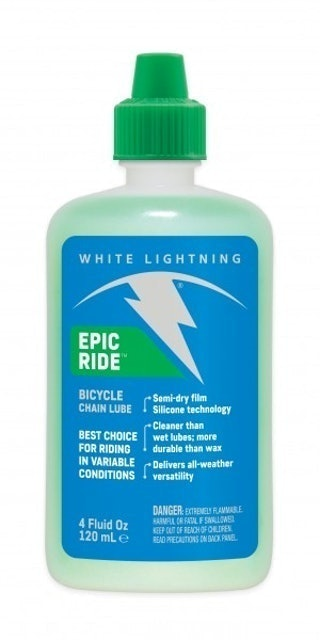 White Lightning Epic Ride 1