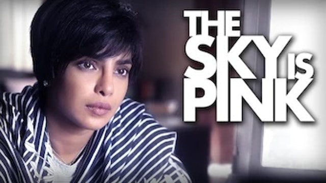 RSVP Movies, Roy Kapur Films, Purple Pebble Pictures The Sky Is Pink 1