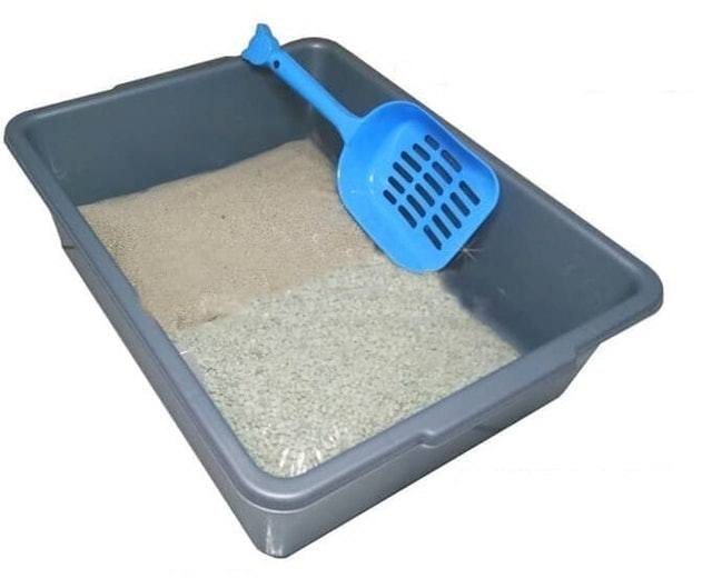 Litter Box Size L Package 1
