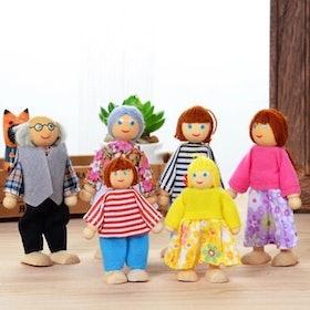 10 Rekomendasi Boneka Kayu Terbaik (Terbaru Tahun 2021) 1