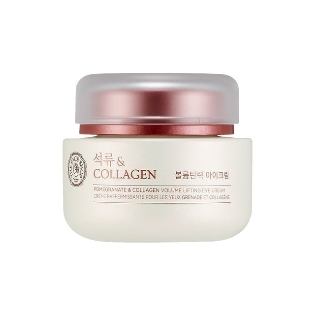 The Face Shop Pomegranate and Collagen Volume Lifting Eye Cream 1
