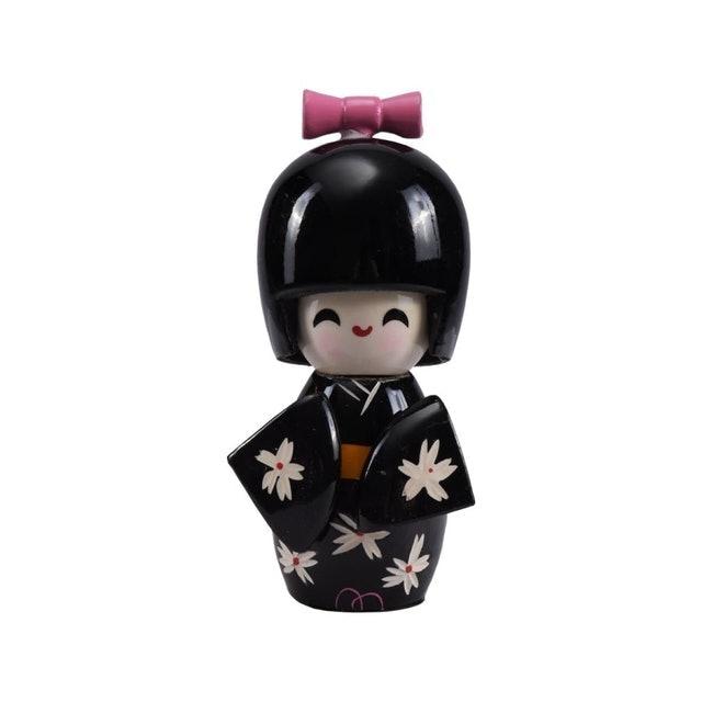 Hagihara Boneka Kayu Jepang Kokeshi 1