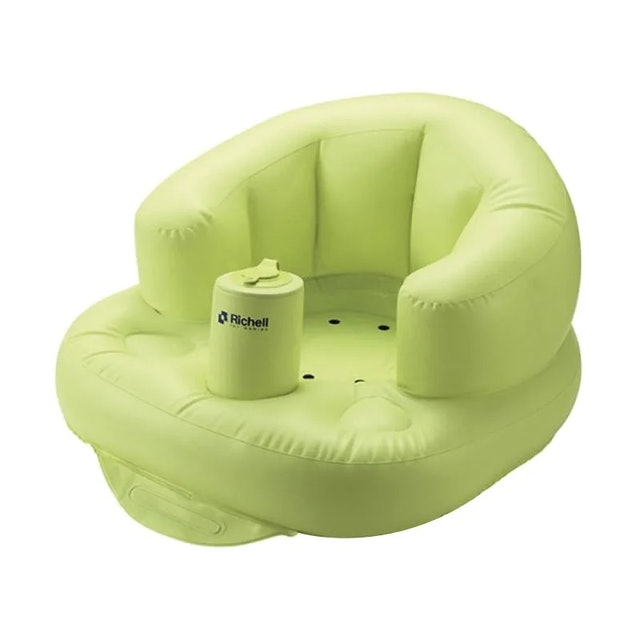 Richell Soft Baby Chair 1