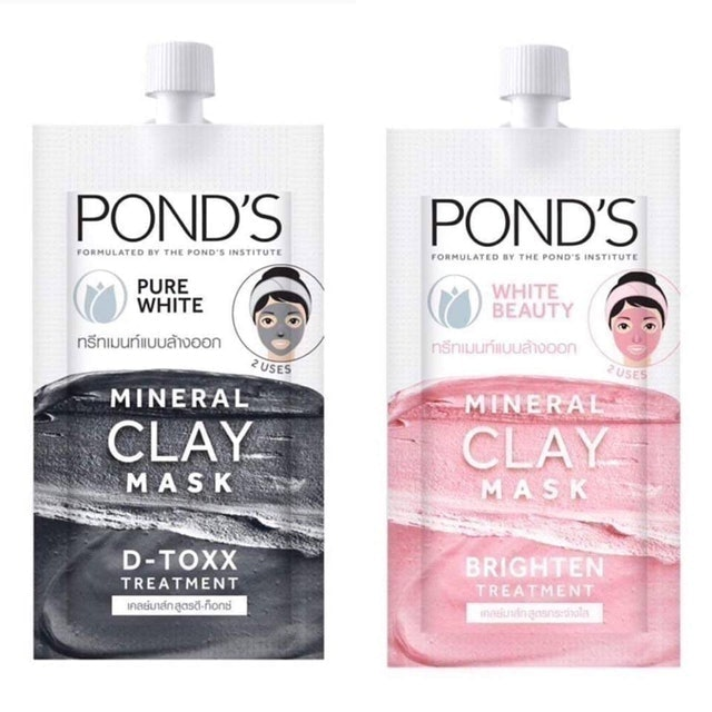 Unilever POND'S Mineral Clay Mask 1