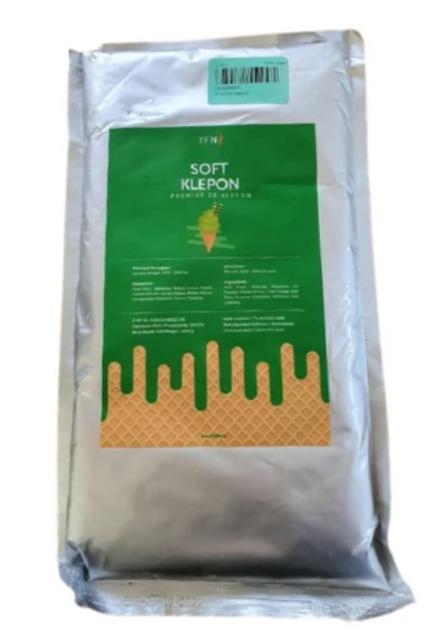 Toffin Soft Serve Gelato Klepon 1