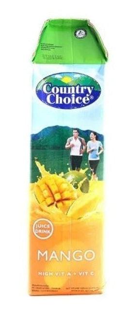 Sinar Sosro Country Choice Mangga 1