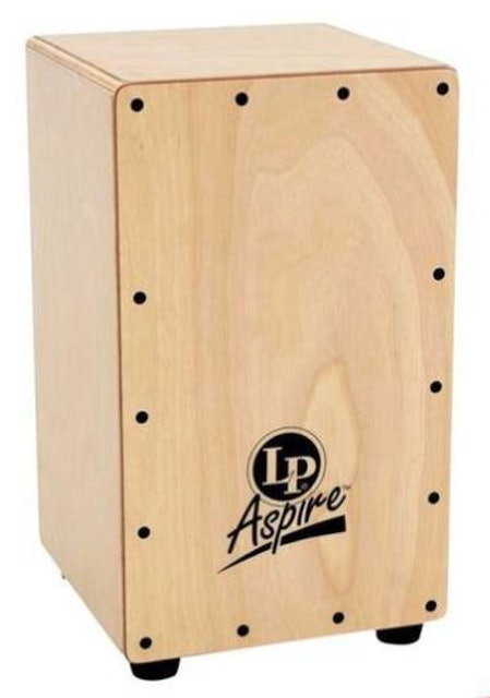 Cajon Latin Percussion LP Aspire Junior Cajon 1