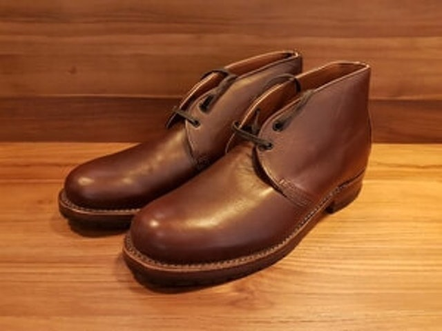 Red Wing Heritage Beckman Chukka Boots 1