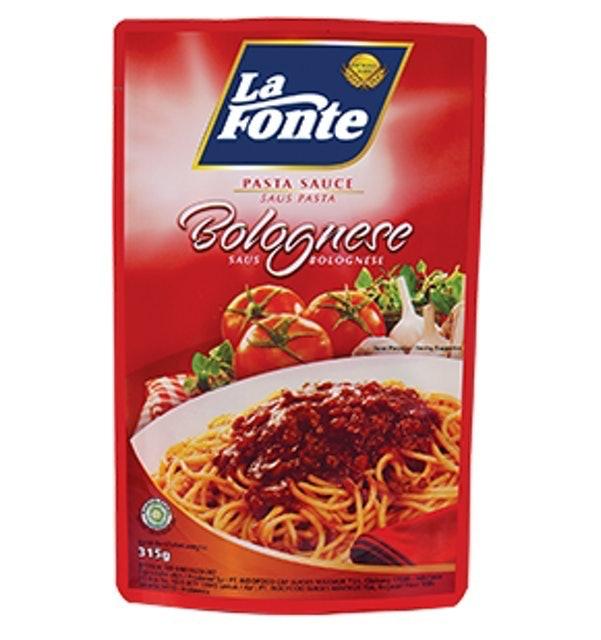 Indofood Bogasari La Fonte Pasta Sauce Bolognese 1