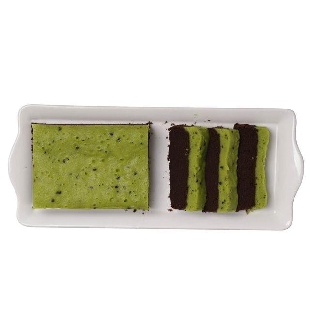 Amanda Brownies Brownies Sarikaya Pandan 1