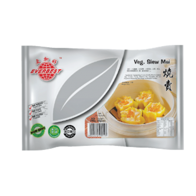 Interfood Everbest Veg Siew Mai 1