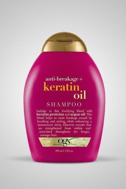 OGX Keratin Oil Shampoo 1