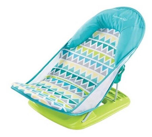 Summer Infant Deluxe Baby Bather 1