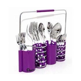 10 Rekomendasi Cutlery Set (Perlengkapan Makan) Terbaik (Terbaru Tahun 2021) 4