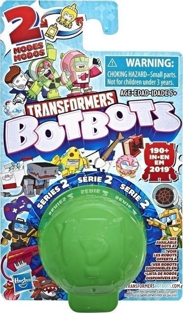 Hasbro Transformers BotBots Series 2 Collectible Blind Bag Mystery Figure 1