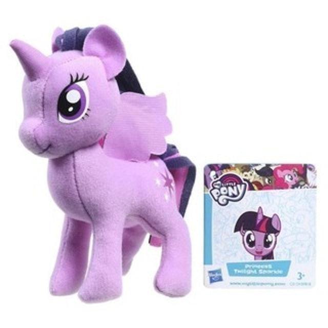 Hasbro My Little Pony Princess Twilight Sparkle BT Small Plush 1