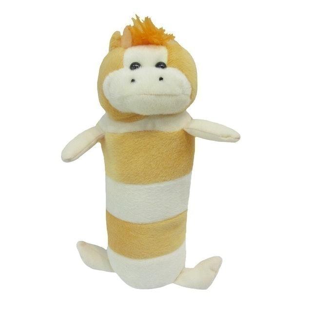 Spicegift  Guling Garis Boneka Monyet  1