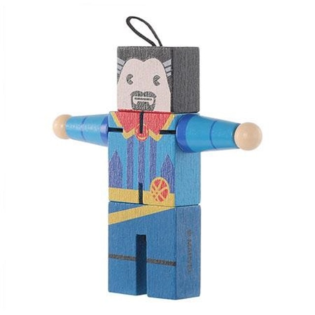 Miniso Marvel Small Wooden Toy - Dr. Strange 1