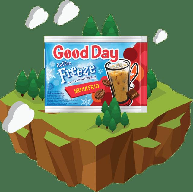 Good Day Coffee Freeze 1