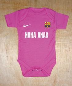 10 Baju Bola Terbaik untuk Bayi (Terbaru Tahun 2021) 5