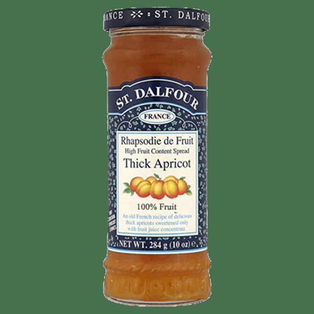 St. Dalfour Apricot Preserve 1