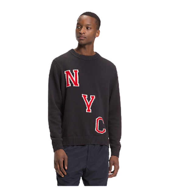 Tommy Hilfiger Combed Cotton Logo Sweater 1
