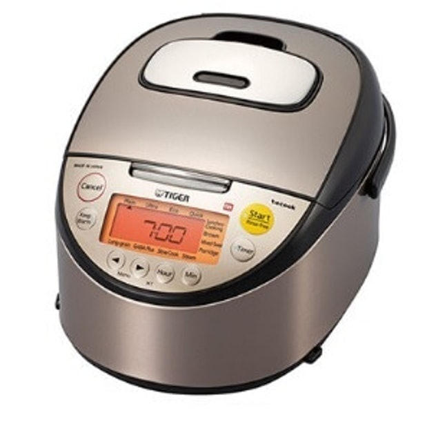 Tiger Induction Heating Rice Cooker  1