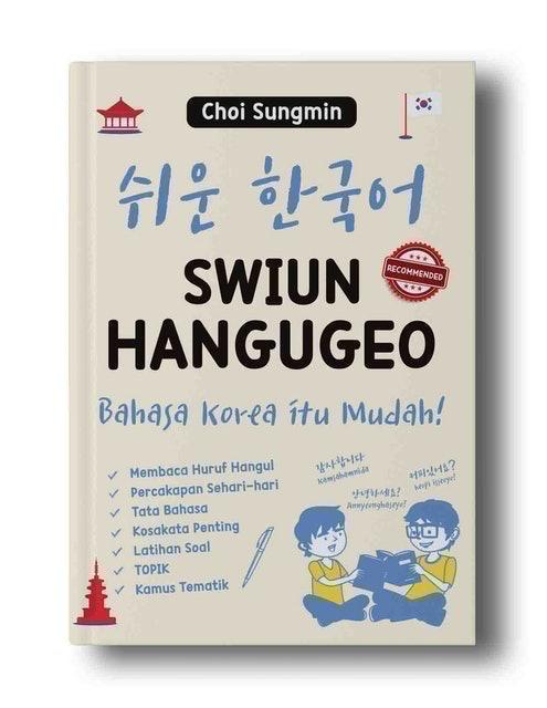 Choi Sungmin Swiun Hangugeo: Bahasa Korea Itu Mudah! 1
