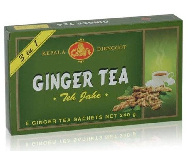PT Gunung Subur Sejahtera Kepala Djenggot Ginger Tea 1