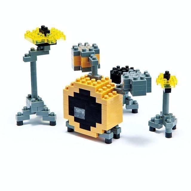 Nanoblock Drum Set 1