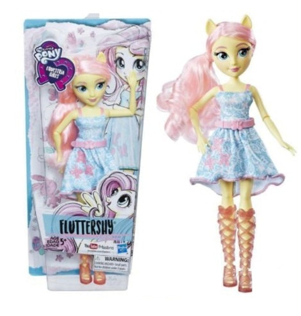 Hasbro My Little Pony Equestria Girl Fluttershy 1
