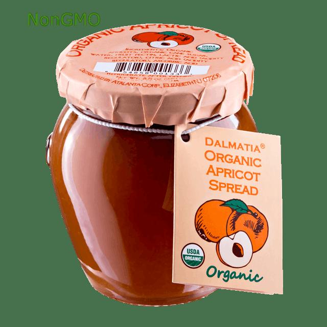 Dalmatia  Organic Apricot Spread 1