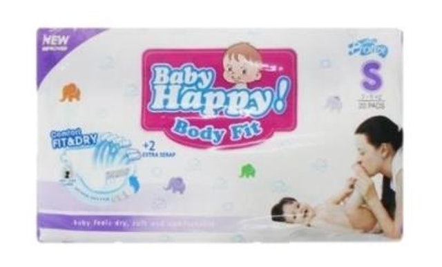 Wings Baby Happy Body Fit 1