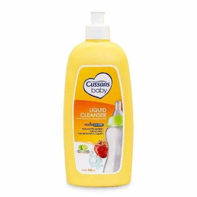 PZ Cussons Indonesia Cussons Baby Liquid Cleanser 1