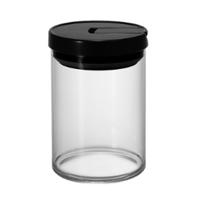 Hario Coffee Canister M/Black 1