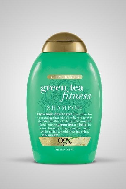 OGX Green Tea Fitness Shampoo 1
