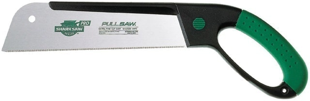 Takagi Shark Saw Series Pull Saw Extra Fine-Cut Saw 1