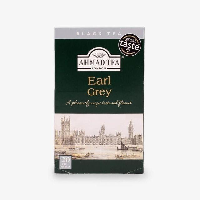 Ahmad Tea Earl Grey Tea - Teabags 1