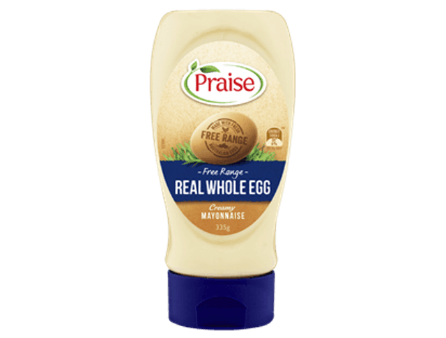 Praise Real Whole Egg Mayonnaise 1