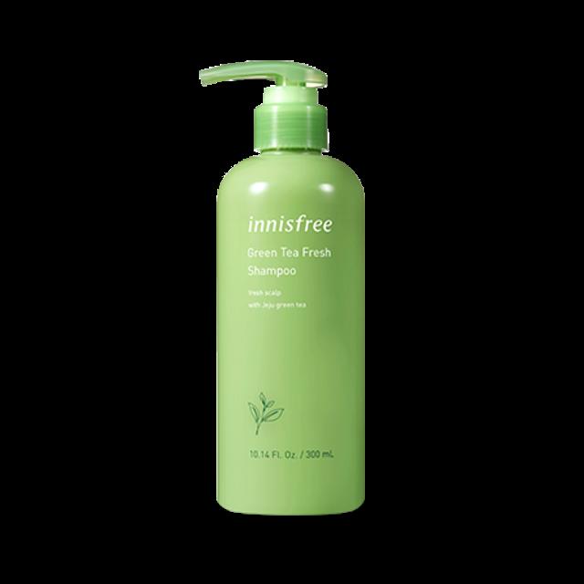 Innisfree Green Tea Fresh Shampoo 1
