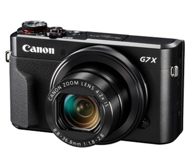 Canon G7X Mark II 1