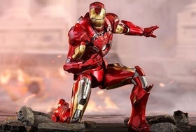 10 Rekomendasi Action Figure Iron Man Terbaik (Terbaru Tahun 2021) 4