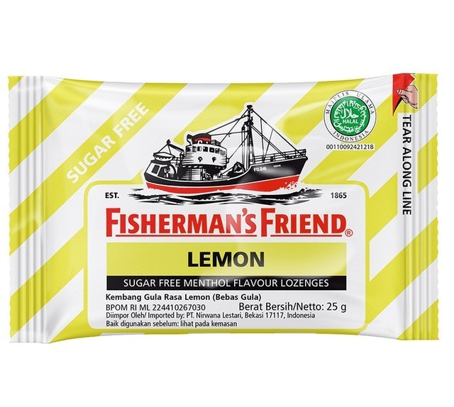 Fisherman's Friend  Lemon 1