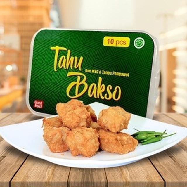 Grand Food Indonesia Tahu Bakso Goyang Premium 1