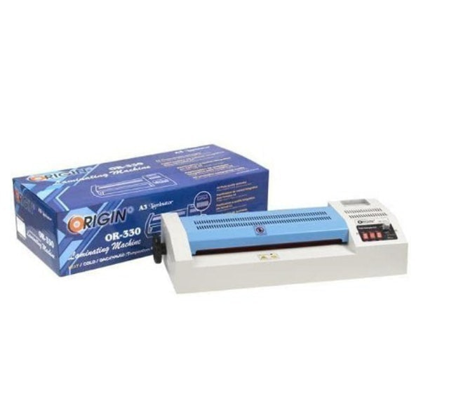 Origin Mesin Laminating OR-330 1