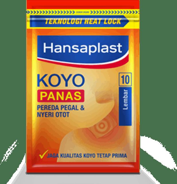 Beiersdorf Hansaplast Koyo Panas 1