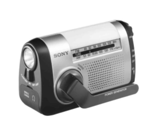 Sony FM/AM Portable Radio 1