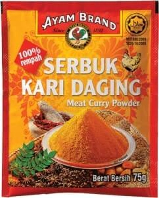 Ayam Brand Meat Curry Powder 1