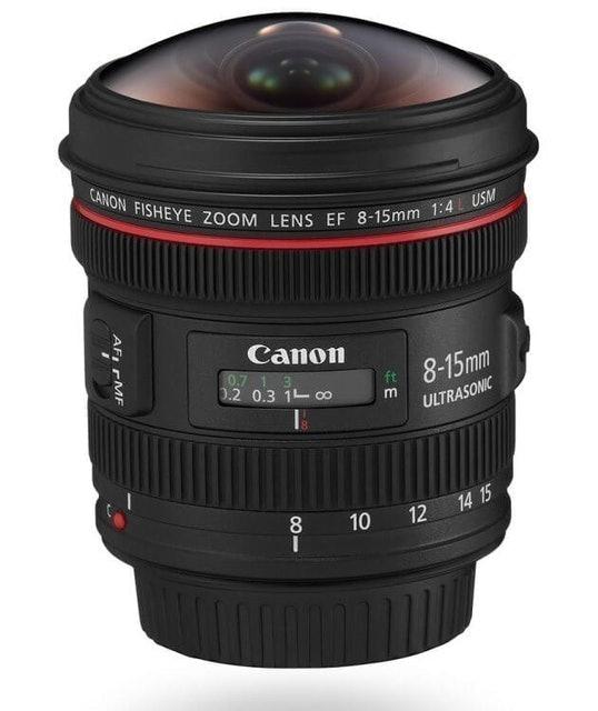 Canon EF 8-15mm f/4L Fisheye USM 1